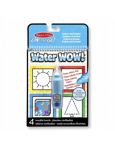 Kolorowanka wodna WATER WOW Kolory i...