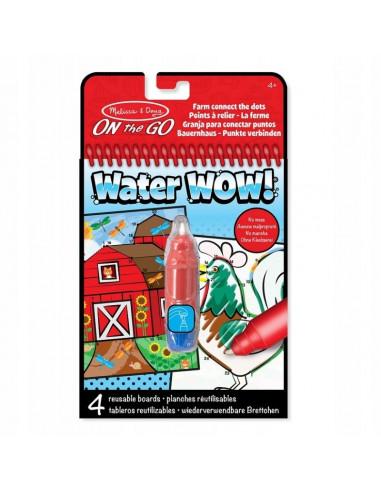 Kolorowanka wodna WATER WOW Połącz...