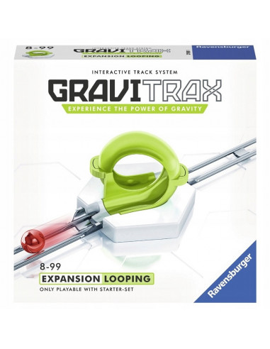 GraviTrax PĘTLA zestaw uzupełniający