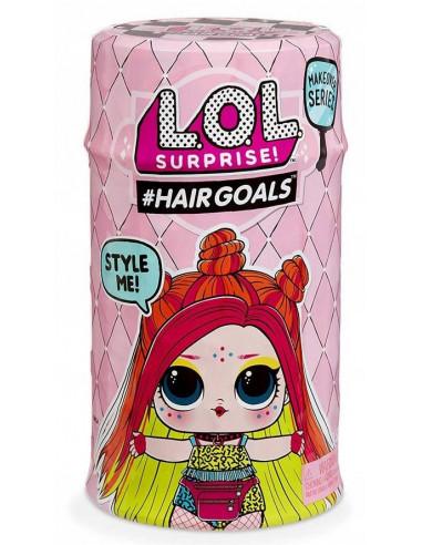 LOL Surprise HAIRGOALS z włosami seria 2