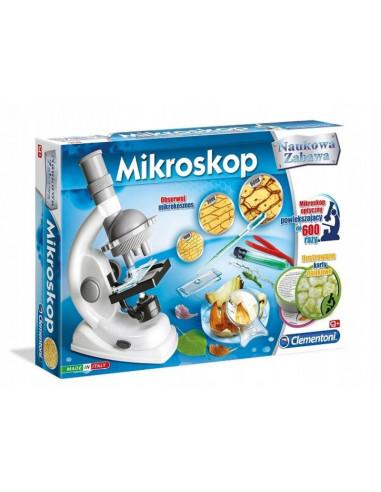Mikroskop Naukowa zabawa powiększa 600x