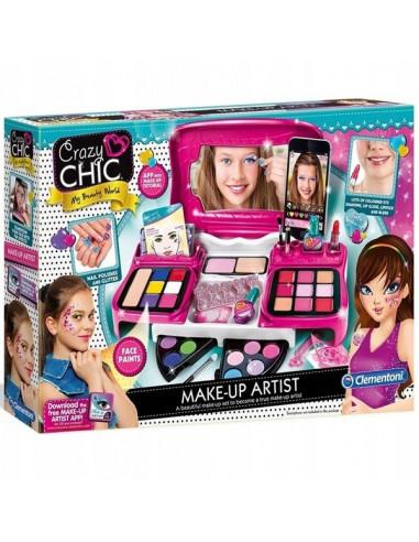 CRAZY CHIC studio makijażu lustro...