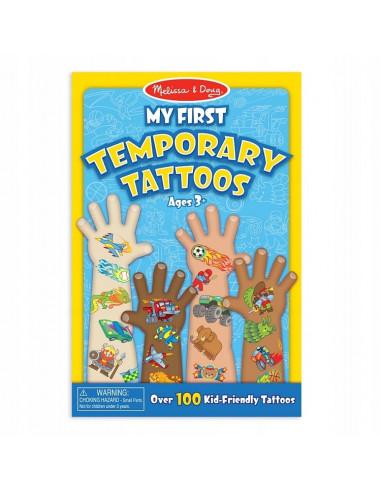 Tatuaże dla chłopców 100 szt.
