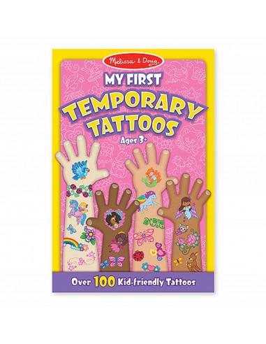 Tatuaże dla dziewczynek 100 szt.