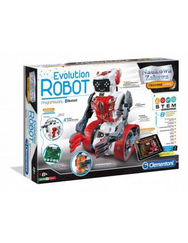 Robot Evolution programowany BLUETOOTH