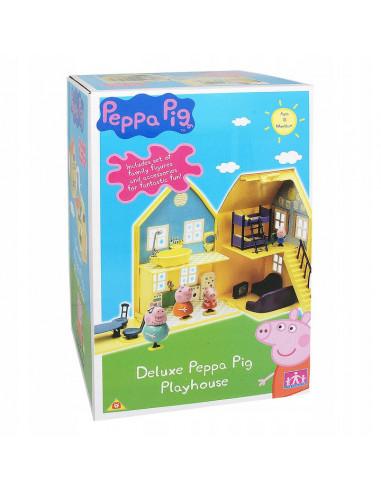 Rozkładany domek Świnki Peppy Deluxe...