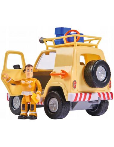 Jeep ratunkowy Straż górska Strażak Sam