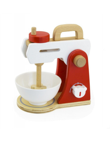Mikser robot kuchenny drewniany...
