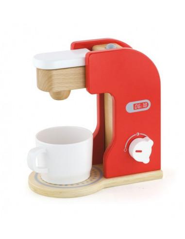 Ekspres do kawy drewniany kapsułka...