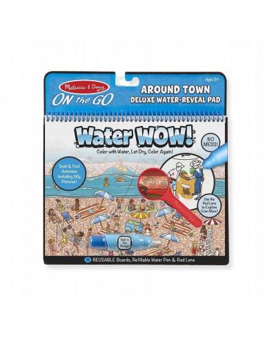 KOLOROWANKA WODNA WATER WOW LUDZIE...