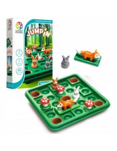 HOP DO NORKI Smart Games gra logiczna...