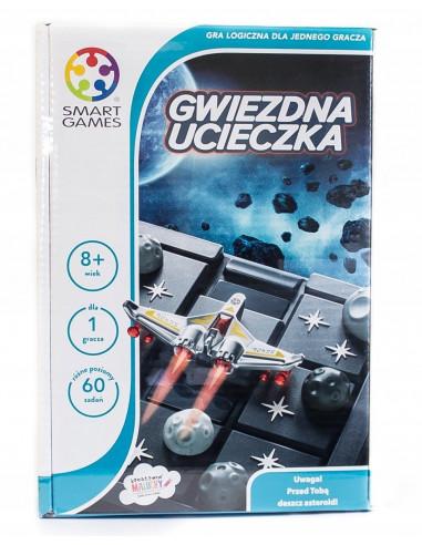 GWIEZDNA UCIECZKA Smart Games gra...