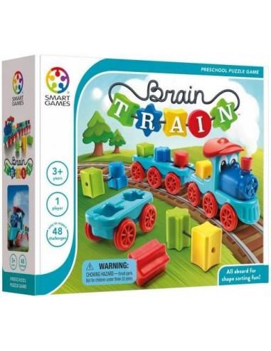 BRAIN TRAIN Smart Games gra logiczna...