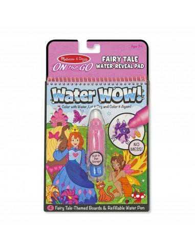 KOLOROWANKA WODNA WATER WOW malowanka...