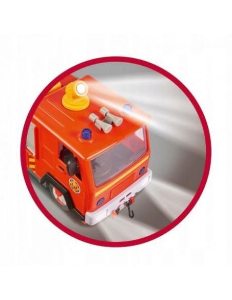 Wóz strażacki Jupiter 2.0 STRAŻAK SAM - sygnały świetlne