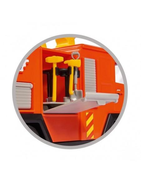 Wóz strażacki Jupiter 2.0 STRAŻAK SAM - schowek