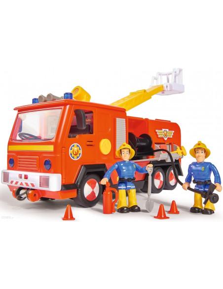 Wóz strażacki Jupiter 2.0 STRAŻAK SAM - samochód Elvis i Sam