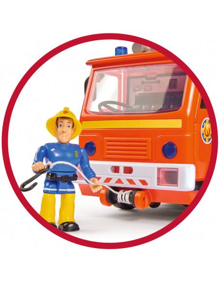 Wóz strażacki Jupiter 2.0 STRAŻAK SAM - hak