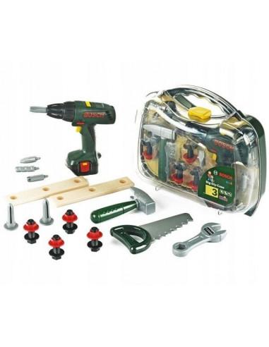 Wkrętarka + walizka z narzędziami...