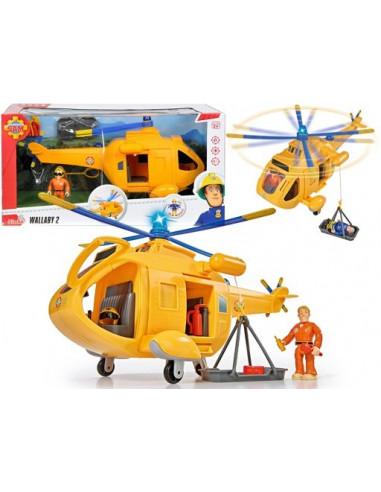 Wallaby 2 Helikopter Strażak Sam +...