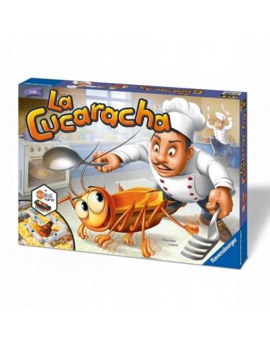 LA CUCARACHA gra karaluch ucieka