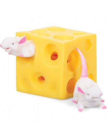 Rozciągliwy ser z myszkami GNIOTEK