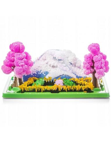 Hodowla kryształów ogród