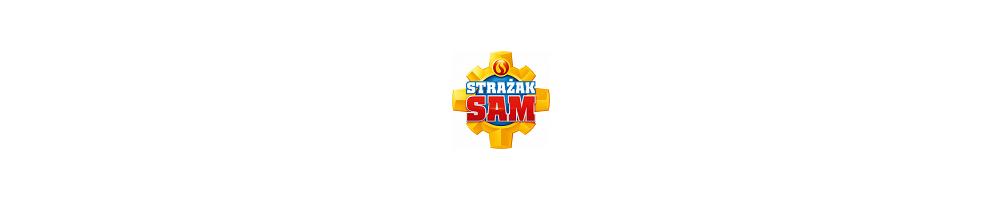 Strażak sam - zabawki - happykiddy.pl